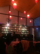 Beijing Bookworm - cute, cozy spot to read and have a drink.